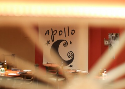 apollo grill interior